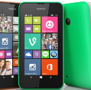 Nokia Lumia 530 is official, priced at just $114 / 85 EUR