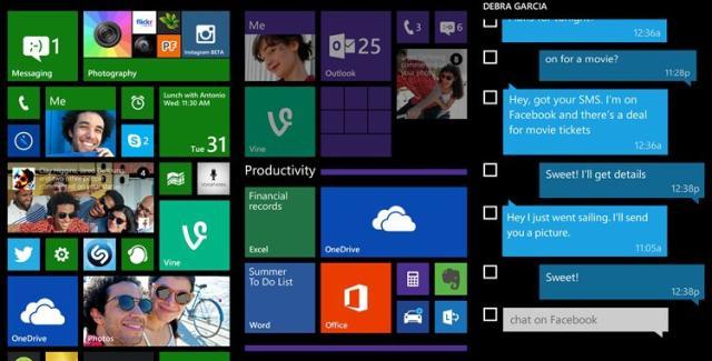 windows phone 8.1 gdr1 update screens