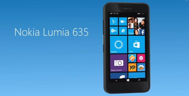 at t s nokia lumia 635 is official arrives on july 25