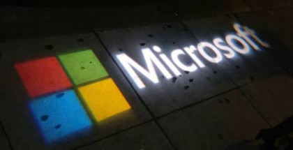 Microsoft company logo
