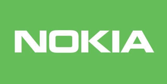 Nokia logo green