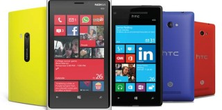 Windows Phones are most popular in US, India and Brazil