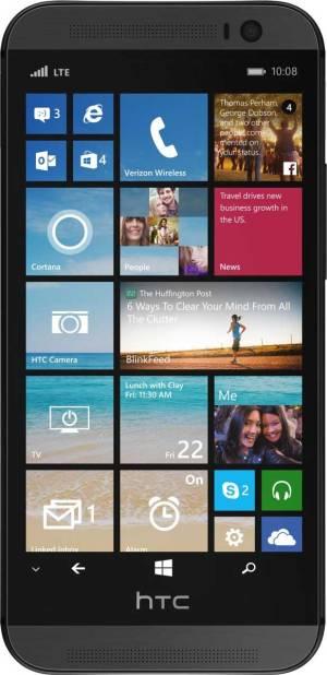 verizon htc one m8 running windows phone 8.1 update 1