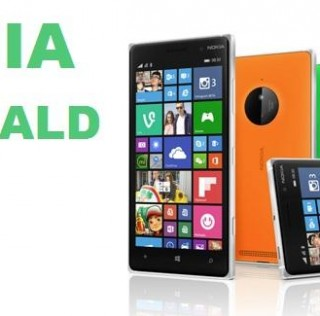 Alleged 'Lumia Emerald' firmware spotted on the Net