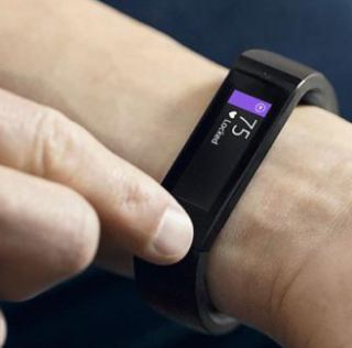 Microsoft enters the wearable market with a health/fitness tracking band