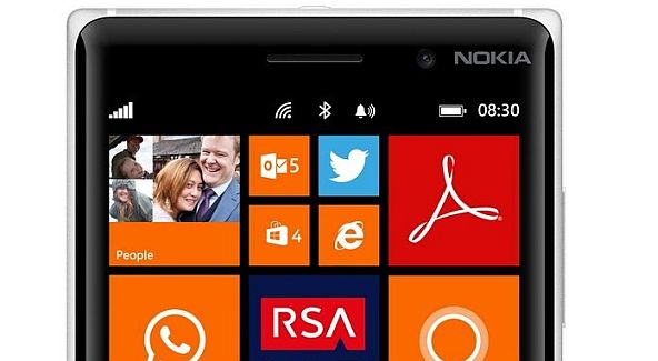 Nokia Lumia 830 WIndows Phone