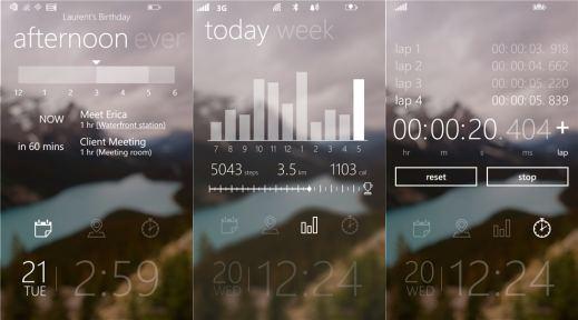 Tetra Lockscreen Released for Windows Phone