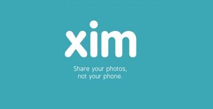 XIM app logo