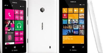 T-Mobile and Nokia Lumia 521