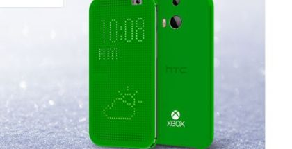 htc dot view case xbox edition