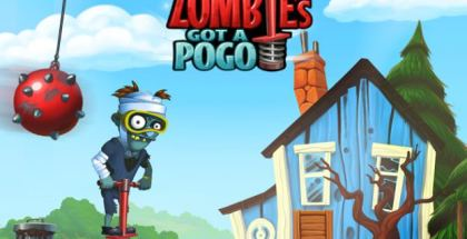 zombies got a pogo