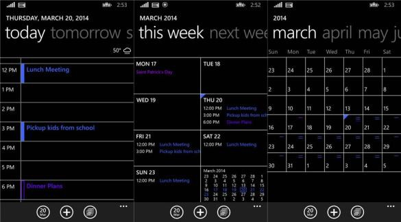 how to add new calendars in windows calendar app