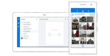 DropBox for Windows devices