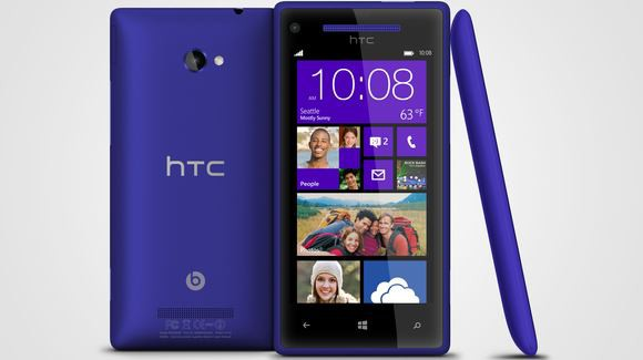 T-Mobile HTC 8X