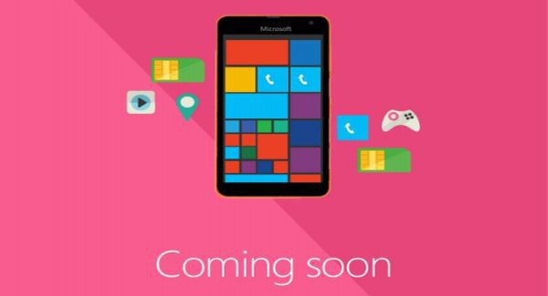 Dual SIM Lumia 1330 Facebook