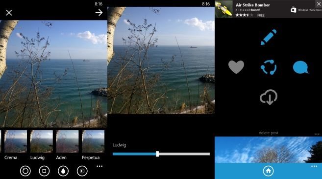 6tag 4.0 what is new - filters, effects, info editing