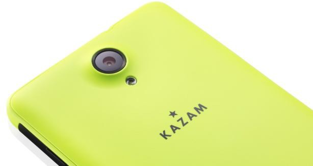Kazam Thunder 450W Lime
