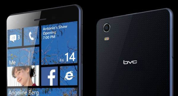 Coship BVC X1 is an attractive, water-resistant Windows Phone
