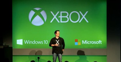 Phil Spencer Game Conference 2015 Xbox One