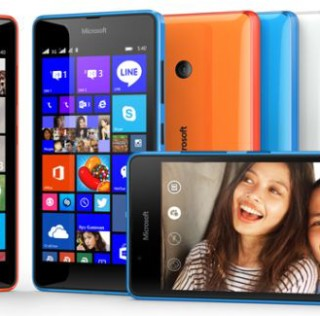 Microsoft announces the 5-inch Lumia 540 Dual SIM with 8 MP camera