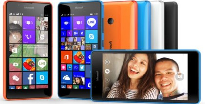 Microsoft Lumia 540 DUAL Sim official