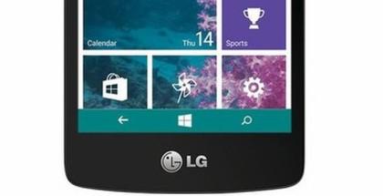 LG logo windows phone