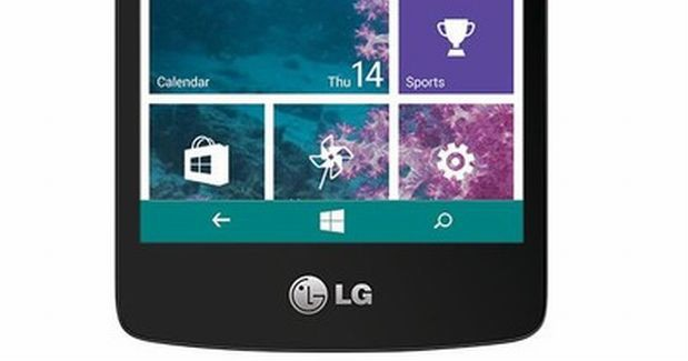 LG logo windows phone