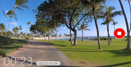 Hyperlapse for Windows Phones