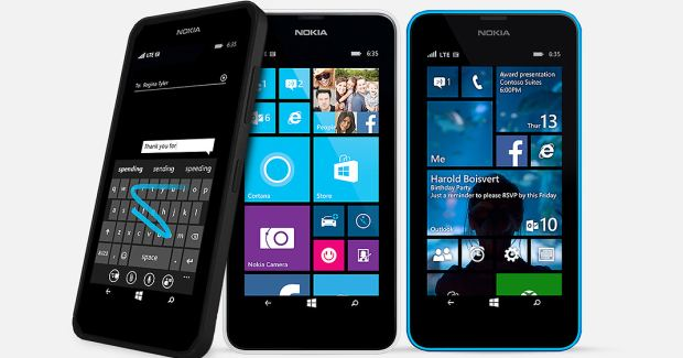 at t upgrades lumia 635 and htc one m8 to windows phone 8