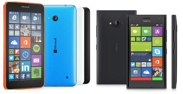 Lumia 640 Vs Lumia 730