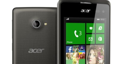 Acer Windows 10 Phone
