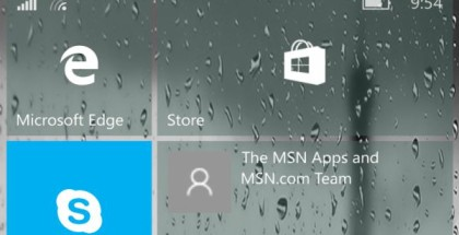 store icon windows 10 mobile