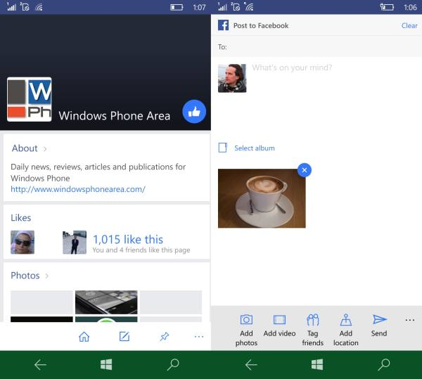 Facebook app windows 10  Facebook for Windows 10 on PC is now