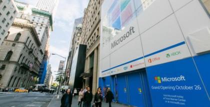microsoft store new york