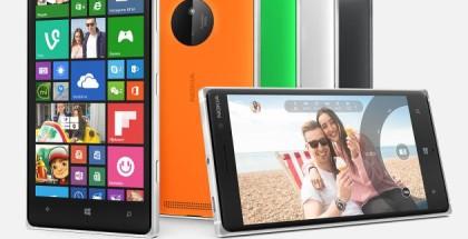 Lumia 830 Nokia