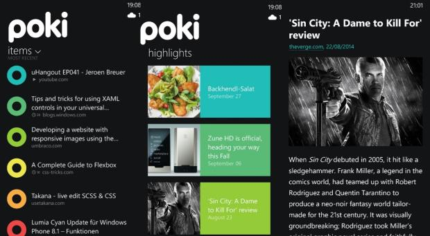 Poki for Pocket