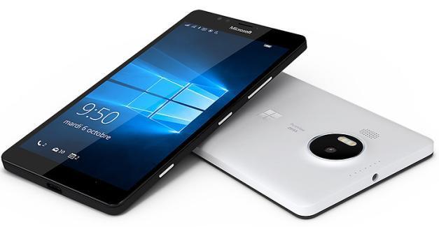 Lumia 950 compo