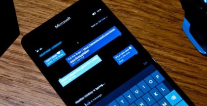 Messaging app sms statuses windows 10 mobile phones