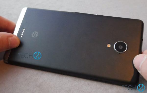 HP Elite x3 back