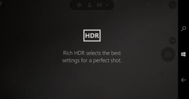 Rich HDR Windows Camera