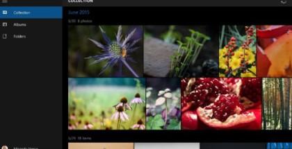 Microsoft Photos app