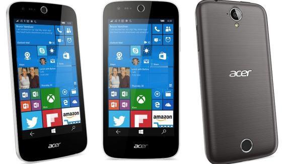 Acer Liquid M330 phone