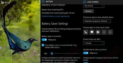 Windows 10 Mobile build 143xx redstone