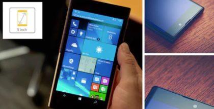 NuAns Neo Windows 10 Mobile
