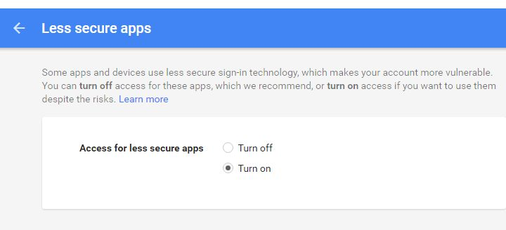 blocked apps