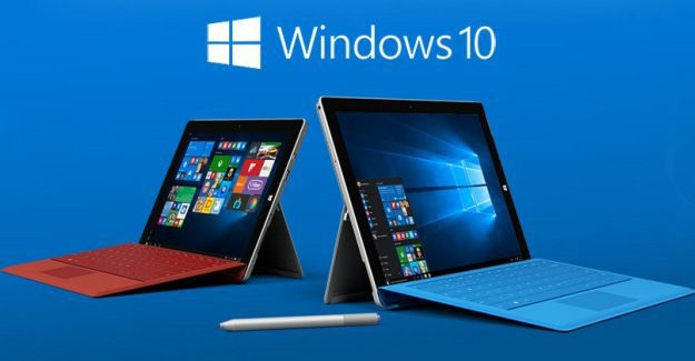 Surface Pro 4 windows 10