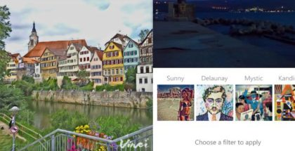 Vinci Windows Phone Prisma