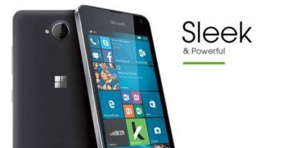 Microsoft Lumia 650 Cricket