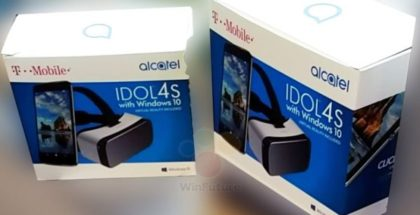 Alcatel Idol 4s t-mobile