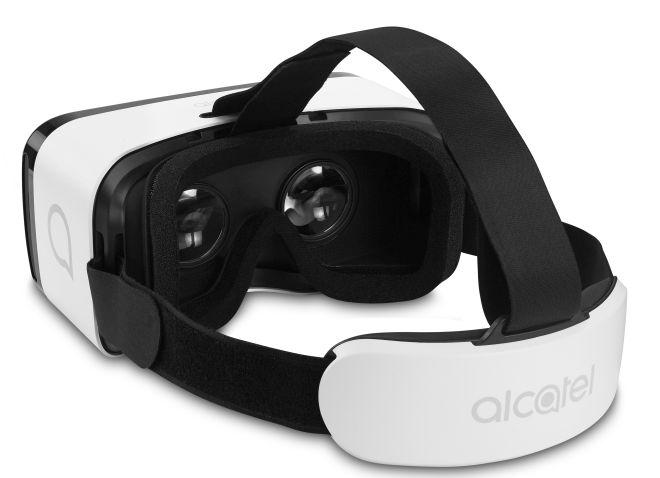 VR Alcatel Idol 4S Windows 10 MObile